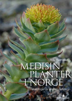 Forside bok Norske medisinplanter