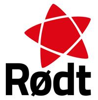 Logo rødt