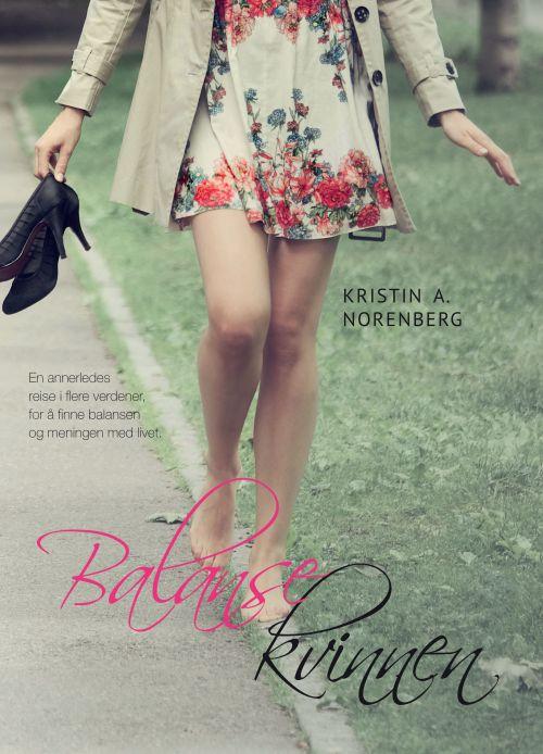 Forside bok Balansekvinnen