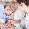 Pasient og behandler