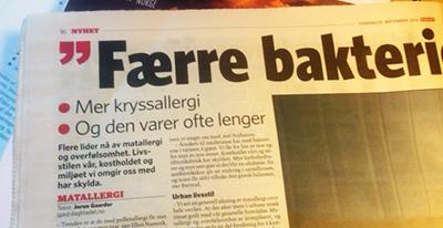 faksimel fra dagbladet 25.09.2014