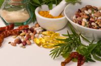Piller, urter og kapsler