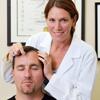 akupunktør og pasient