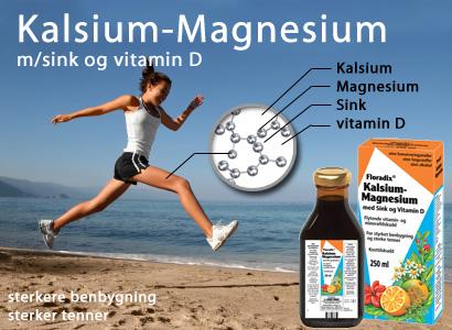 kalsium magnesium sink